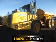 Deere 250D Articulated Dump Truck, in very good condition.