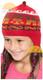 Ear Flap Alpaca Hat with Alpaca Motif for Children - Earth Color - 16752212
