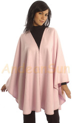 100% Baby Alpaca Classic Cape - Cloak - US STOCK