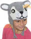 Crochet Children Animal Hats for Babies  Children - Alpaca Children Alpaca Hat