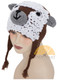 Crochet Children's Animal Hats for Babies / Children - Sheep - 16752225
