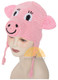Crochet Children's Animal Hats for Babies / Children - Pig - 16752225
