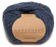 100% Baby Alpaca Skeins - Set of ten by AndeanSun - Heather Steel Blue/Grey - 16702002