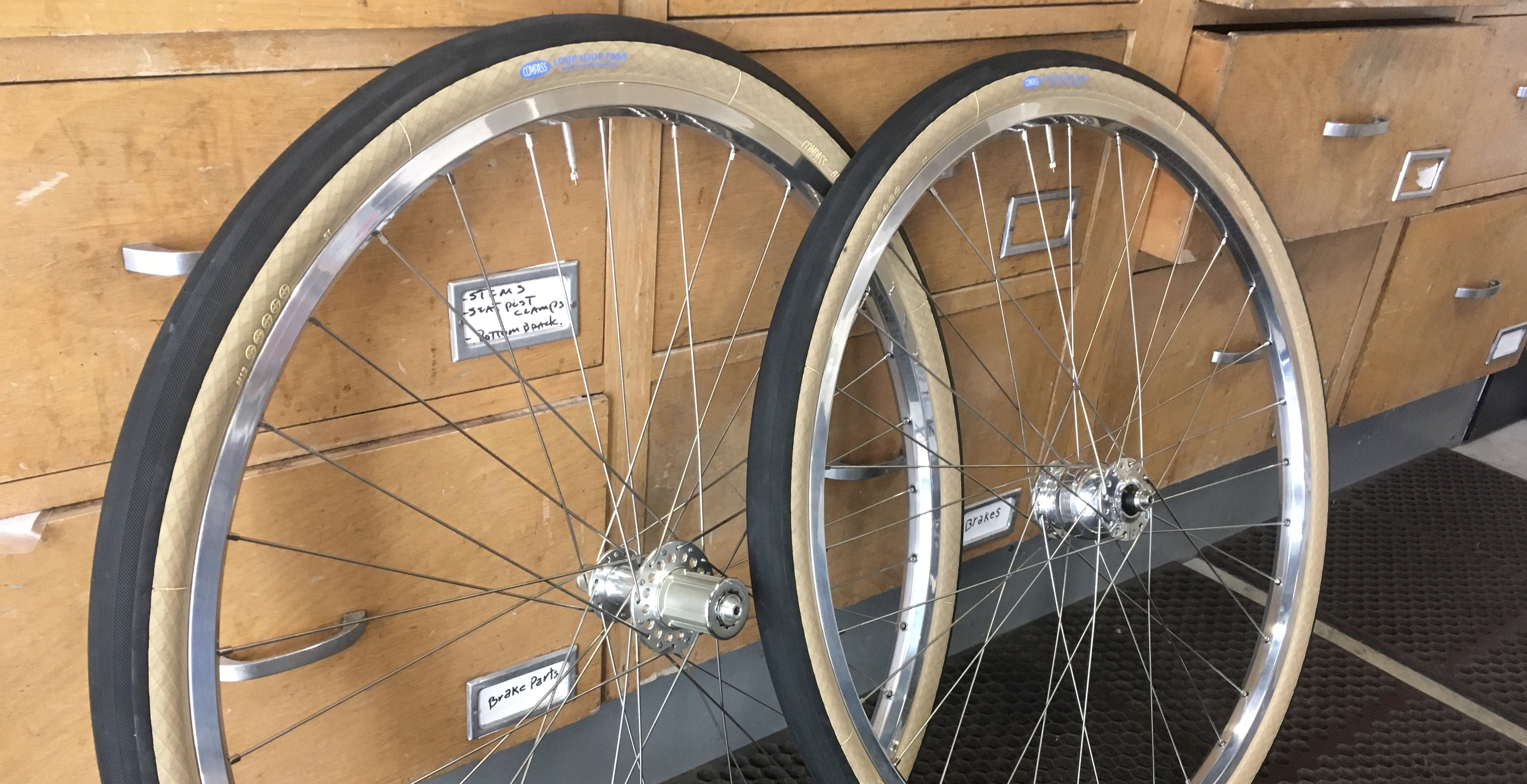 Hand-Built Wheels