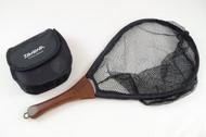 Daiwa Wooden Handle Folding Tenkara Fishing Net