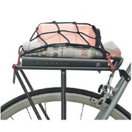 Delta Cargo Net 4 clips to secure the net to your rack or basket