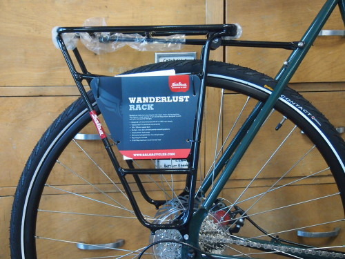 Salsa Wanderlust Bike Rack Bike Touring News