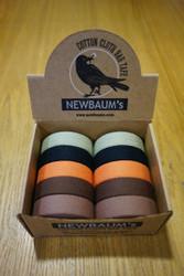 Newbaum's Cloth Tape in Fall Colors