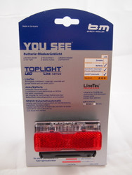 B+M Toplight Line Senso Battery. Made in Germany