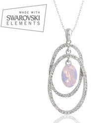 Swarovski Elements Oval Necklace