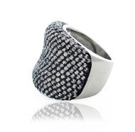 Pave Statement Ring