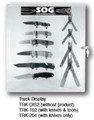 SOG Specialty Knives & Tools SOG-TRK-DIS2 Truck Display (New Design)
