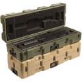 Pelican Machine Gun Case - 472-M2W2BBLS, NSN 8145-01-565-3661