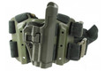 Blackhawk: Serpa Tactical Level 2 Holster, OD Green (Left Hand Draw) (430503OD-L) (Colt 1911 Gov't and Commander)