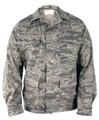 Coat, Mens, Airman Battle Uniform, 34L, NSN 8415-01-536-4189