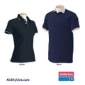 BSC POLO,Navy/Chino,Womens Medium, NSN CM-OB2103-WOM-MD