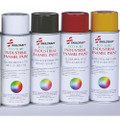 ECO-SURE Industrial Enamel Aerosol Paints - A-A-2787, Type I, Yellow, 33538, NSN 8010-01-332-3745