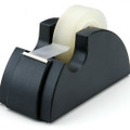 "Desktop Tape Dispenser - 1"" Core, Black, NSN 7520-00-240-2411"