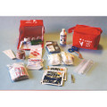 First Aid Kit - 15 Person Kit, Zippered Storage Case, NSN 6545-01-465-1800