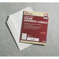 """Laser/Inkjet Labels - 1"""" x 4 1/8"""", 1000 Labels per Pack, NSN 7530-01-514-4908"""