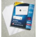 """SKILCRAFT/AveryåäÌ£å¢ White Laser Labels - 1 1/3"""" x 4"""", Label, 1400 Labels per Box, NSN 7530-01-302-5504"""