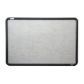 "QuartetÌ´å¬/SKILCRAFT Granite Surface Bulletin Board - 48"" x 36"", NSN 7195-01-484-0015"