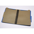 Classification Folder, Letter Size, 2/5 Cut, Blue, NSN 7530-01-418-1314