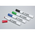 Flip Chart Marker Set - Bullet Tip - 4 Pack, NSN 7520-01-424-4858
