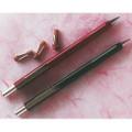 FidelityåäÌ£å¢ Push-Action Mechanical Pencil-0.5mm Fine Pt. Lead,Burgundy Barrel, NSN 7520-00-590-1878