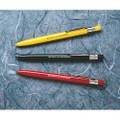 China Marker Wax Pencil - Yellow Lead, NSN 7520-00-223-6676