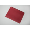 Straight Cut Stained File Folders - Letter Size, Red, NSN 7530-01-364-9484