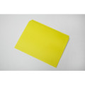 Straight Cut Stained File Folders - Letter Size, Yellow, NSN 7530-01-364-9486