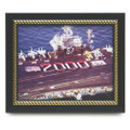 "Military-Themed Picture Frames - 9"" x 12"", U.S. Navy, NSN 7105-01-458-8218"