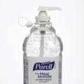 PURELLÌ´å¬ - SKILCRAFT Instant Hand Sanitizer - 2 liter Bottle, NSN 6508-01-579-3825