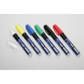 Paint Markers - Medium Point, 6 -Color Set, NSN 7520-01-207-4167