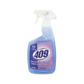 Formula 409 Glass & Surface Cleaner, 32oz Trigger Spray Bottles, 9/carton