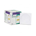 "CD/DVD Sleeves, 4 7/8"" x 5"", 24lb, White, 250/box"