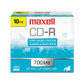 MAXELL DISC,CDR,700MB,10PK