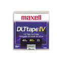 Maxell 1/2 inch Tape DLT Data Cartridges, DLT 4, 80GB