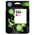 C4908AN (HP 940XL) High-Yield Ink, 1400 Page-Yield, Magenta