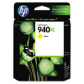 C4909AN (HP 940XL) High-Yield Ink, 1400 Page-Yield, Yellow