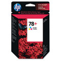 CB277AN (HP 78) Ink, 560 Page-Yield, Tri-Color