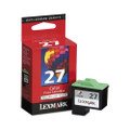 10N0227 Inkjet Cartridge, Moderate-Yield, Tri-Color