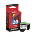10N0026 Inkjet Cartridge, Tri-Color