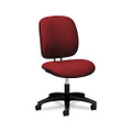 Comfortask Task Swivel Chair, Burgundy