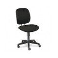 Comfortask Task Swivel Chair, Black