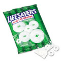 Hard Candy, Wint-O-Green Flavor, Individually Wrapped, 6.5oz Bag