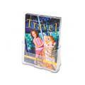 Docuholder Clear Rigid Magazine Holder, 9-1/4w x 3-3/4d x 10-3/4h