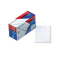 Grip-Seal Inside-Tint Business Envelopes, 6-3/4,White Wove,55/bx