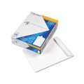 Grip Seal Catalog Envelopes, 9 x 12, 28lb, White Wove, 100/box